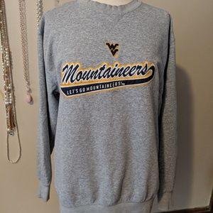 Other - WV Mountaineer Sweatshirt Size Large